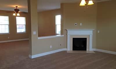 Living Room, 443 Glenmore Drive, 1