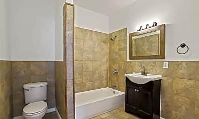 Bathroom, 130 Carteret Ave 1, 2