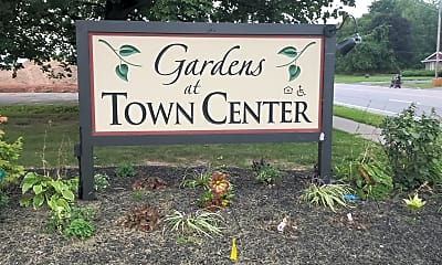 The Gardens at Town Center, 1