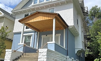Building, 2311 Burnet Ave, 2