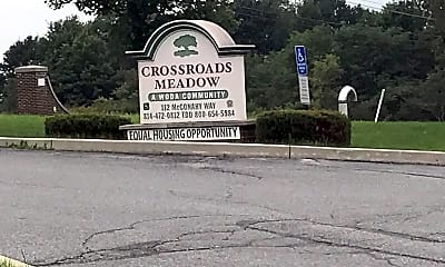 CROSSROADS MEADOW, 1