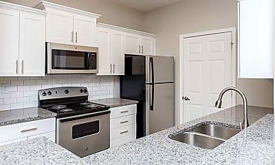 Kitchen, Grand Oasis Apartments, 0