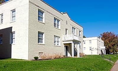 Building, Bellevue Apartments II, 1