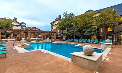 Pool, Firestone West 7th, 1