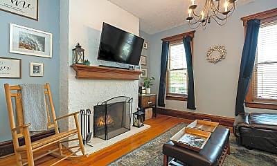 Living Room, 271 E Whittier St, 2