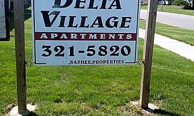 Delta Village Apartments, 1