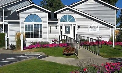 Biltmore-Beaumont Apartments, 1