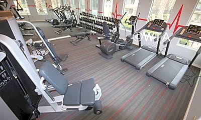 Fitness Weight Room, 5707 Tpc Parkway, 1