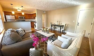 Living Room, 603 S. 35th Avenue, 0