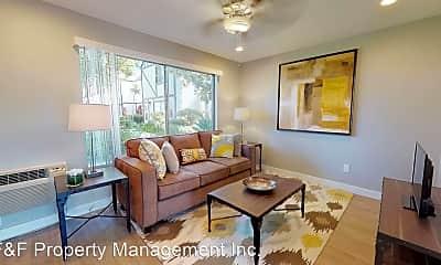 Living Room, 1397 E Washington Ave, 1