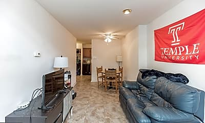 Living Room, 2009 N 15th St, 1