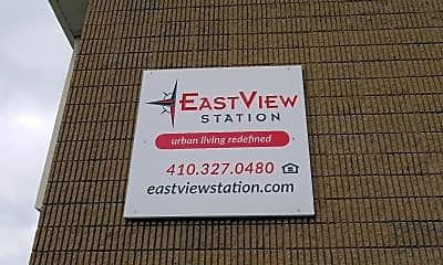 East View Station, 1
