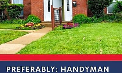 Community Signage, 1539 McLaran Ave, 0