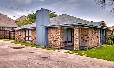 Building, 6821 Sierra Dr, 1