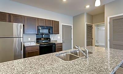 Kitchen, Patterson Flats, 0