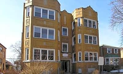 Building, 9224 S Laflin St, 2