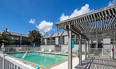 Pool, 5014 Glenmont Dr, 2