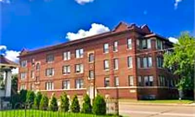 Building, 1403 N Emporia Ave, 2