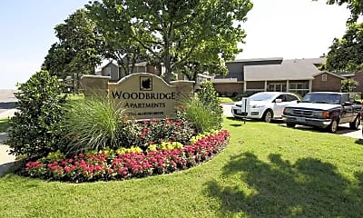 Community Signage, Woodbridge, 2