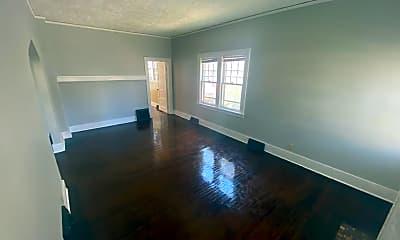 Living Room, 3311 Charles St, 1