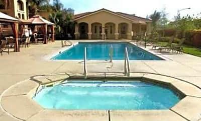 Pool, Granville Luxury Apartments, 2