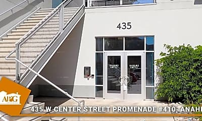Building, 435 W Center Street Promenade, 1