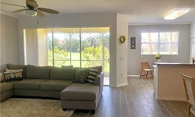 Living Room, 6820 Sterling Greens Dr 2103, 1