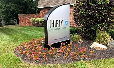 Thirty43 By The Greene, 1