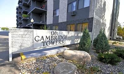Cambridge Towers, 1