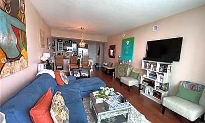 Living Room, 333 NE 24th St 904, 1
