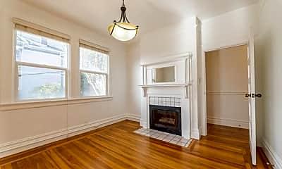 Living Room, 1407 Mariposa St, 0