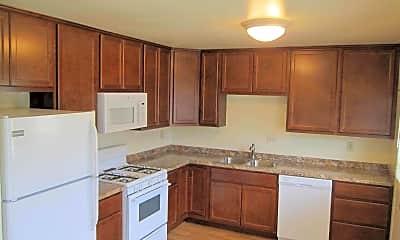 Kitchen, Grafton Townhomes, 0
