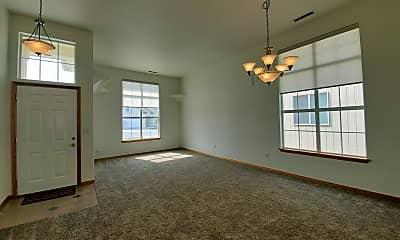 Living Room, 7142 W 3rd Pl, 1