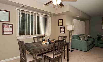 Dining Room, Parkside Terrace, 1