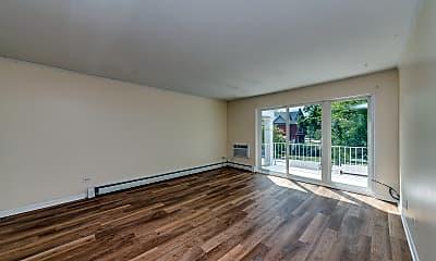 Living Room, 5115 Blodgett Ave 213, 1