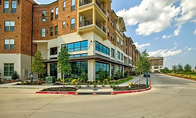 Building, Verus Apartments, 2