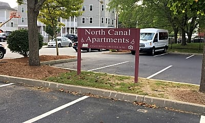 North Canal Apartments, 1