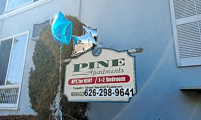 Community Signage, 1105 N Garfield Ave, 2