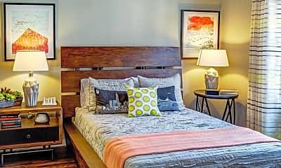 Bedroom, Wellington Townhomes, 2