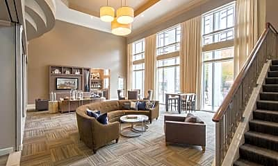 Living Room, 10X Living at Columbia Town Center, 1
