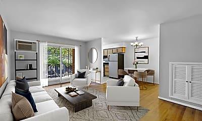 Living Room, 5 Reservoir Ave 2, 1