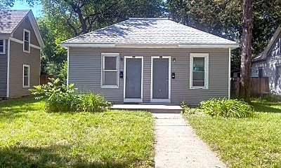 Building, 1127 Houston St, 0