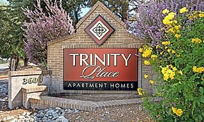 Community Signage, Trinity Place, 2