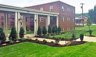 Building, Aspen Court Apartments, 0