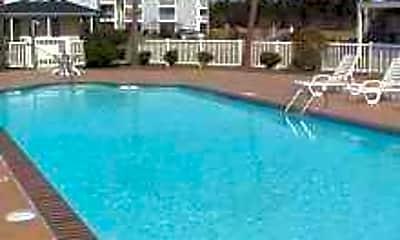 Pool, Canterbury Apartments, 0