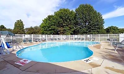 Pool, Woods Edge, 1