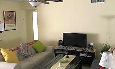 Living Room, 3300 Springdale Blvd 301, 2