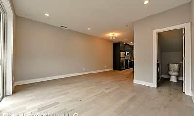 Living Room, 3588 NE Garfield Ave., 2