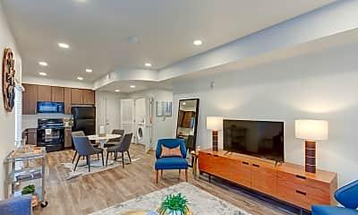 Living Room, Pinyon Pointe, 1