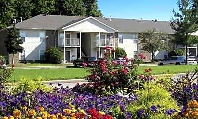 Building, White Oak Park Apartments, 0